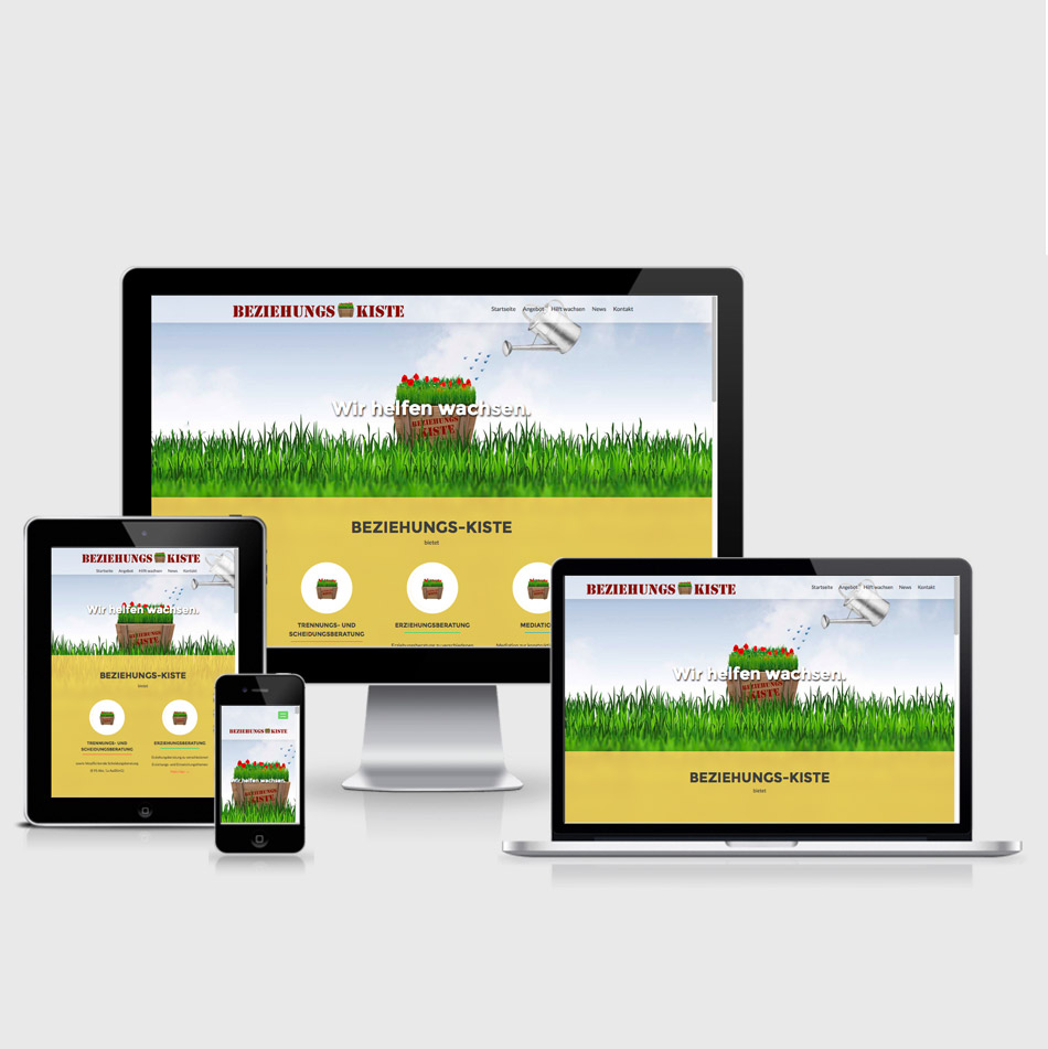 Responsive (Mobile Friendly Webdesign) Agentur Burgenland