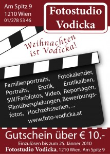 Inserat Foto Video Vodicka