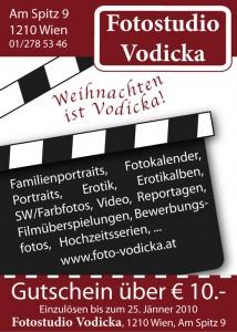 Inserat Foto Video Vodicka