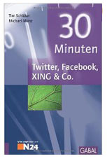 Twitter, Facebook, XING & Co