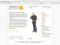 Webdesign für Trainer R. P. Kais
