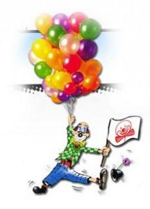 Ballons & Ballons und Webdesign von Mausblau.at
