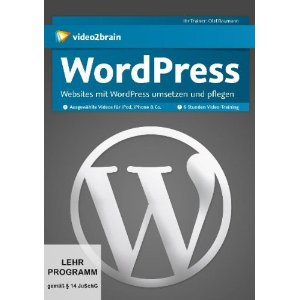 Videotraining Wordpress