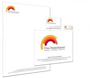 Neue Drucksorten von Mausblau für Tina Deutenhauser