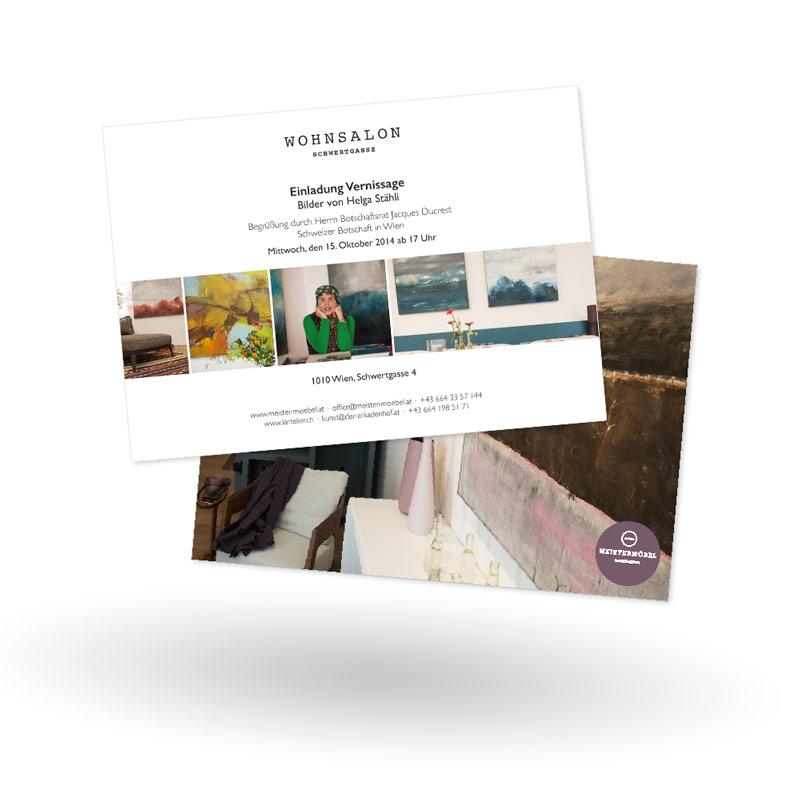 Ein Flyer, gestaltet von Mausblau: Grafikdesign-Layout-Mattersburg