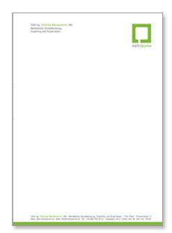 Logodesign und Corporate Design von Mausblau