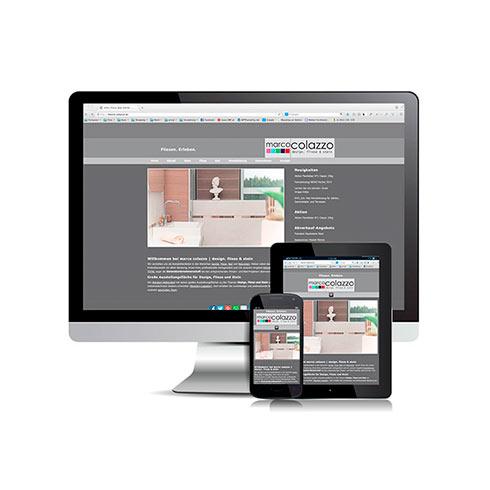 Responsive Webdesign Burgenland-Mattersburg