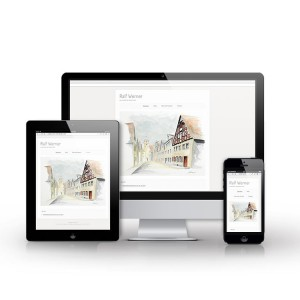 Responsive Webdesign mit WordPress (Webdesign Mattersburg)