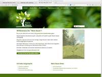wordpress-website-mein-baum
