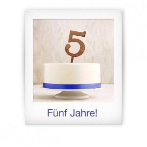 Fünf Jahre Werbeagentur Burgenland Mausblau
