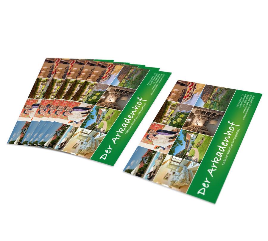 Flyer-Drucksorten-Grafiker-Eisenstadt