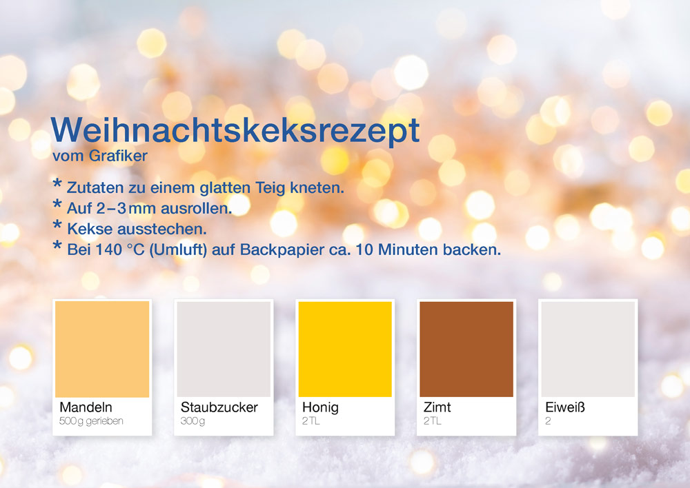 Frohe Weihnachten: Werbeagentur Burgenland