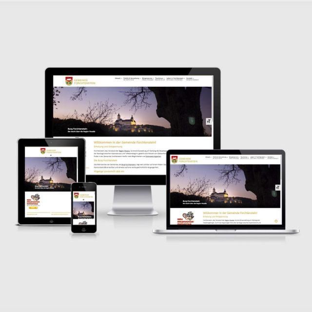 Responsive Webdesign Burgenland 2017