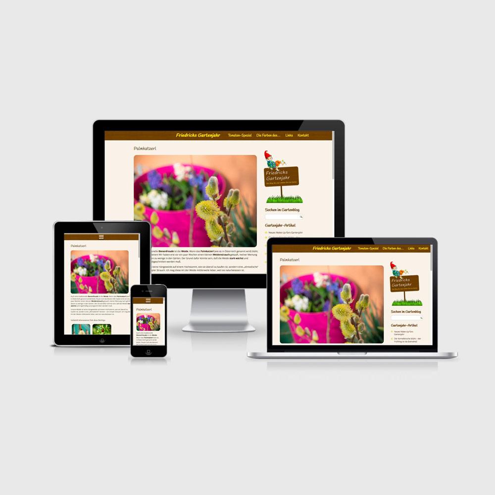 Bild zum Artikel Webdesign-Relaunch eines Blogs