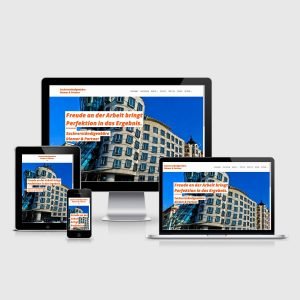 Homepage, Webdesign aus dem Burgenland, mit WordPress CMS