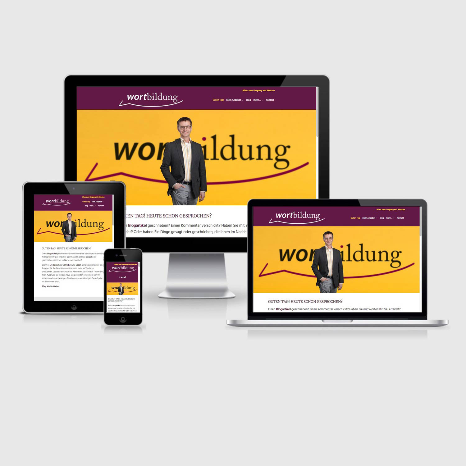 Website-Responsive-Individuell-WordPress-