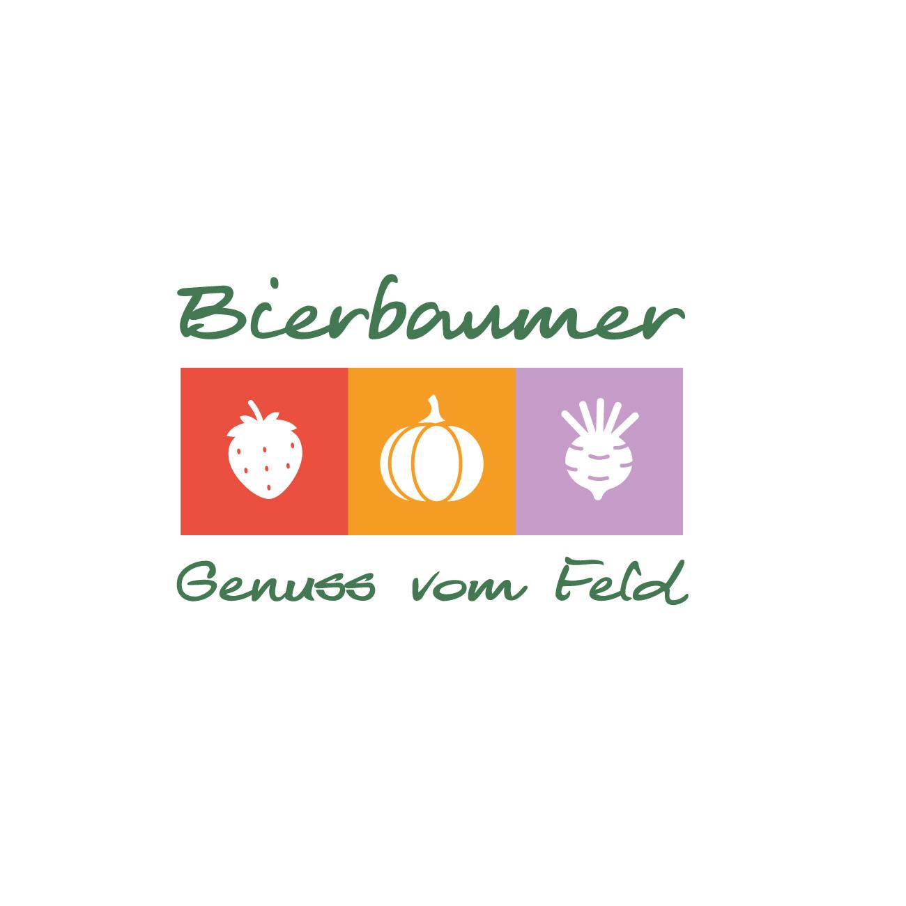 Bild zum Artikel Logodesign für Bierbaumer - Genuss vom Feld