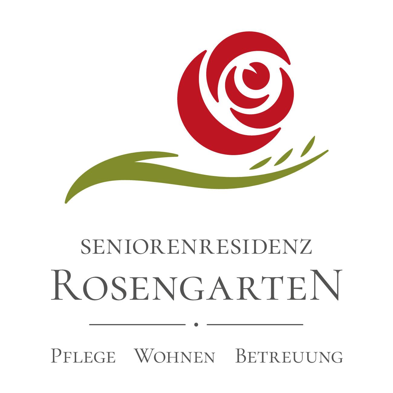 Bild zum Artikel Logodesign für Seniorenresidenz Rosengarten