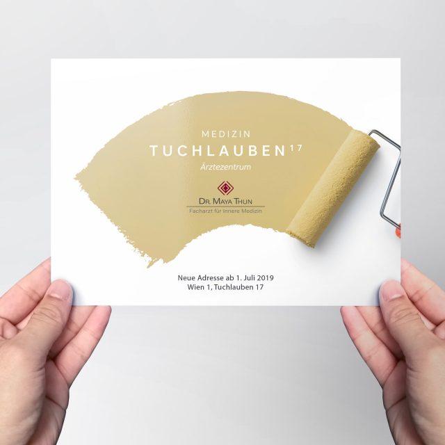 Flyer (Werbesendung), natürlich postkonform als Postkarte -01