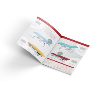 Katalog (Broschüre) mit Layout und Produktion von Mausblau, Werbeagentur Burgenland