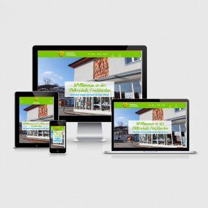 Eine neue Homepage für die Volksschule Forchtenstein
