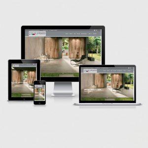 Homepage mit WordPress, Niederösterreich-Webdesign-2020