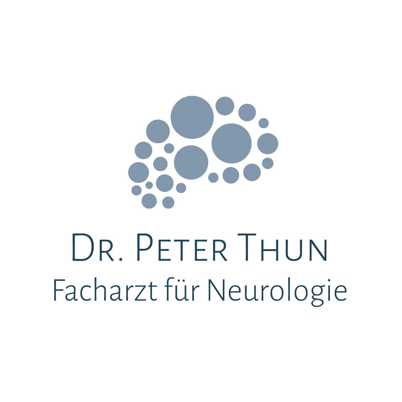 Bild zum Artikel Logo für den Neurologen Dr. Peter Thun
