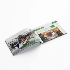 Imagebroschüre für kugler & trinkl - Produktion-Layout-Burgenland-A3